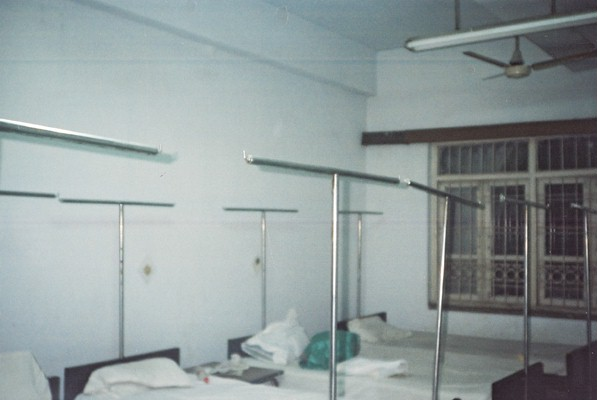 The Yatri Niwas in Calcutta