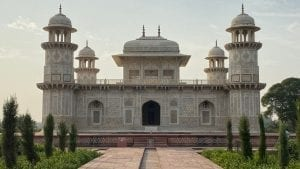 Baby Taj Tomb of I'timād-ud-Daulah in India