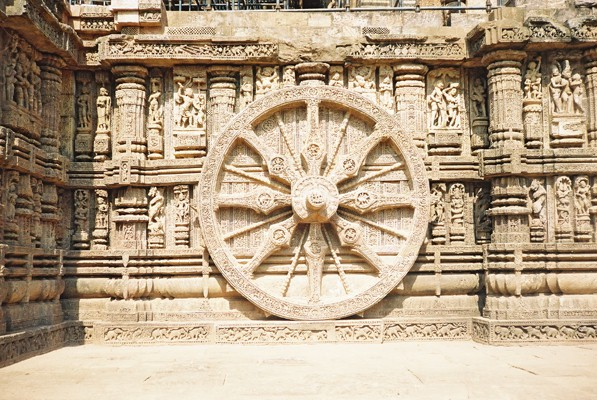 Day trip to Konark from Puri - Visiting the Temple of Konark in India