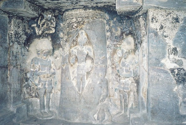 The Ellora Temples are home to some incredible carvings