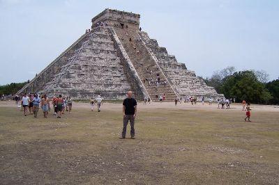 chichen itza mexico travelogue