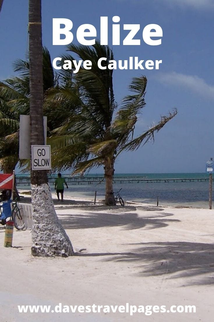 Belize Travel Blog