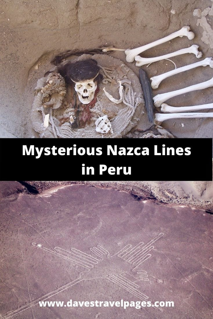 Mysterious Nazca Lines in Peru