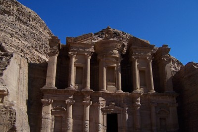 Petra archaeological site