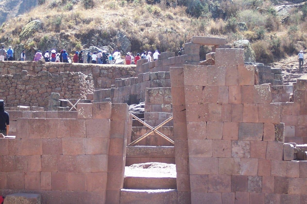 Pisac in Peru