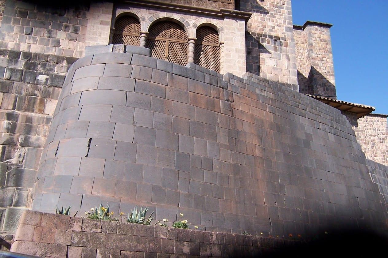Qorikancha in Peru