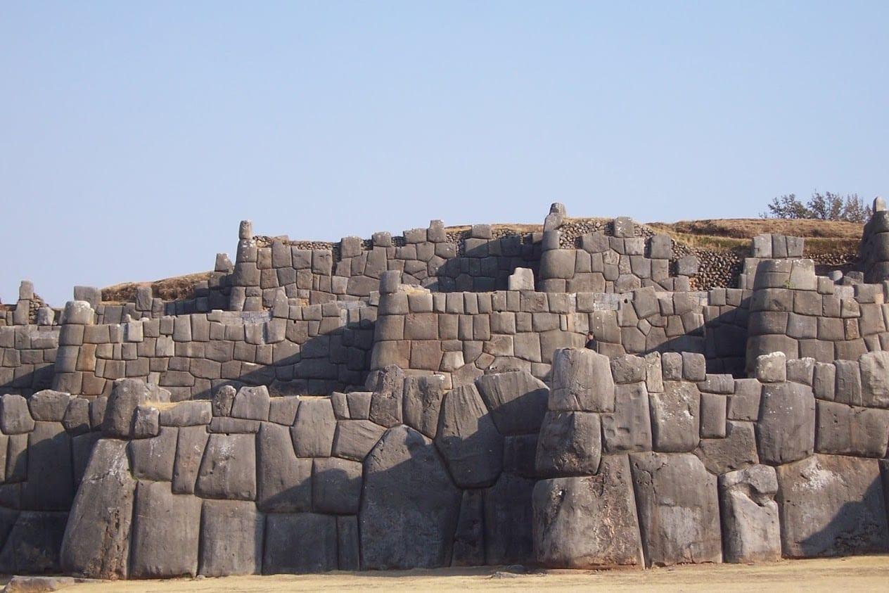 Sacsayhuaman in Cusco Peru
