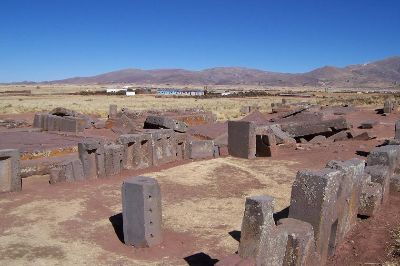 Tiahuanaco Bolivia - 10 Ancient And Weirdly Mysterious Places I have Visited