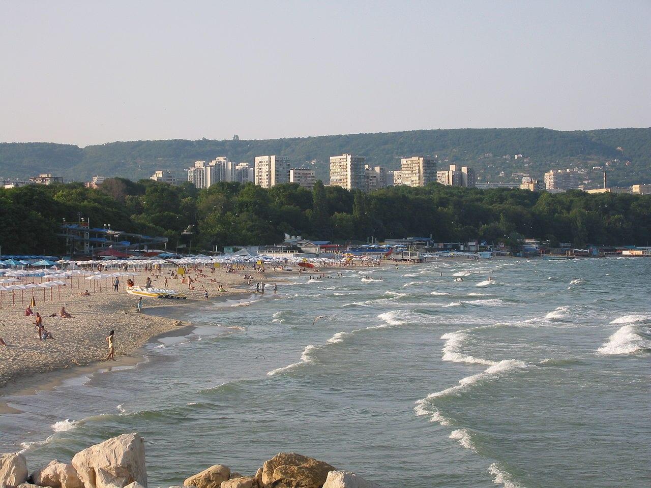 Varna in Bulgaria