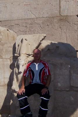 Dave Briggs at Karnak