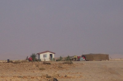 A desert home in Syria