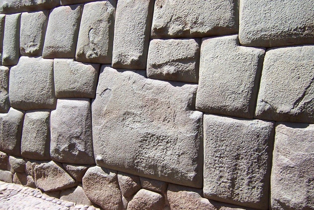 Famous Walls of Cusco