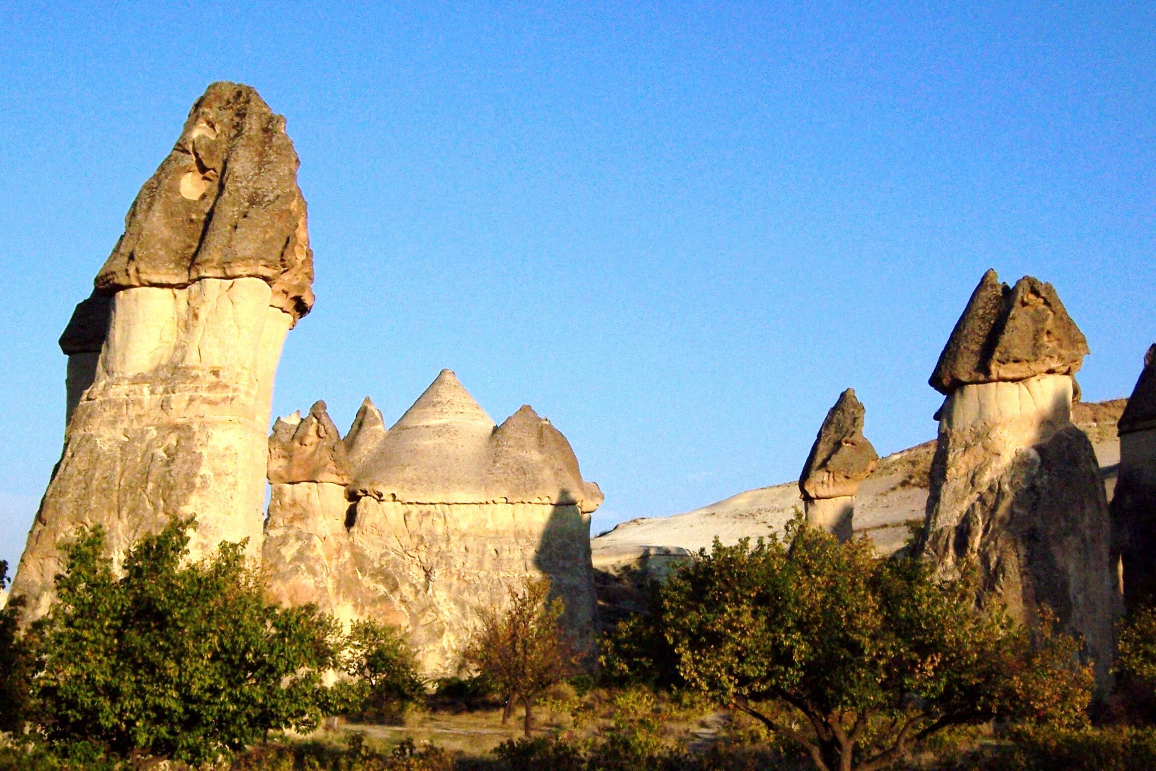 Goreme in Turkey