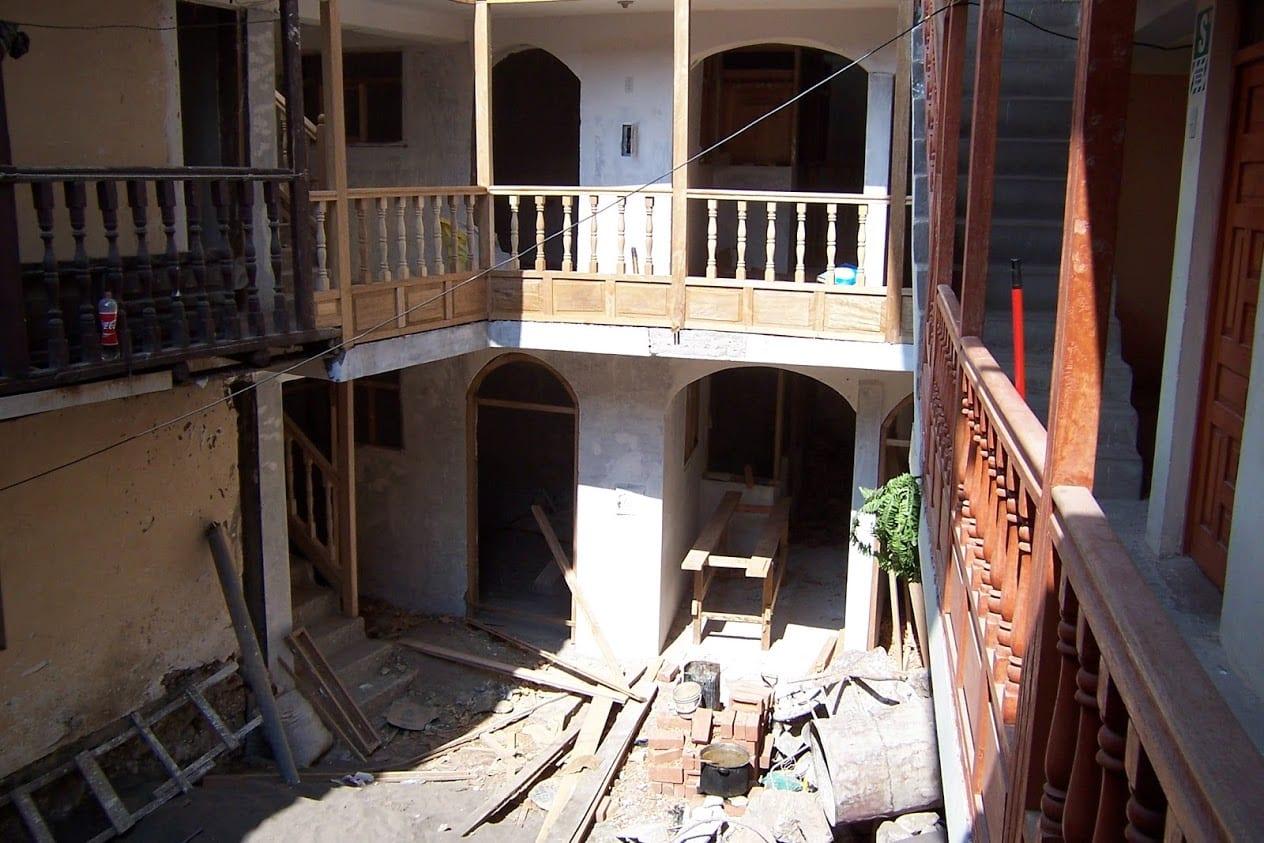 The worst hostel in Cusco Peru?