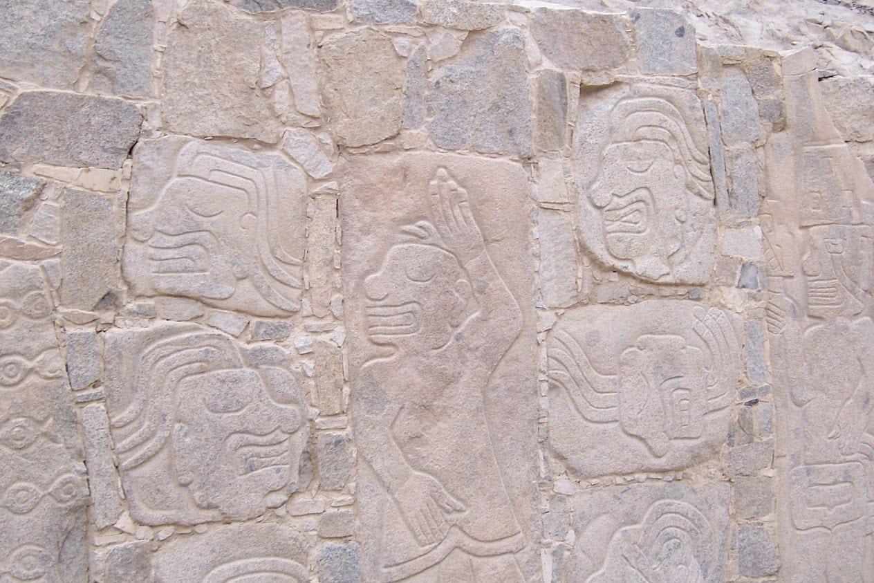 Sechin in Peru