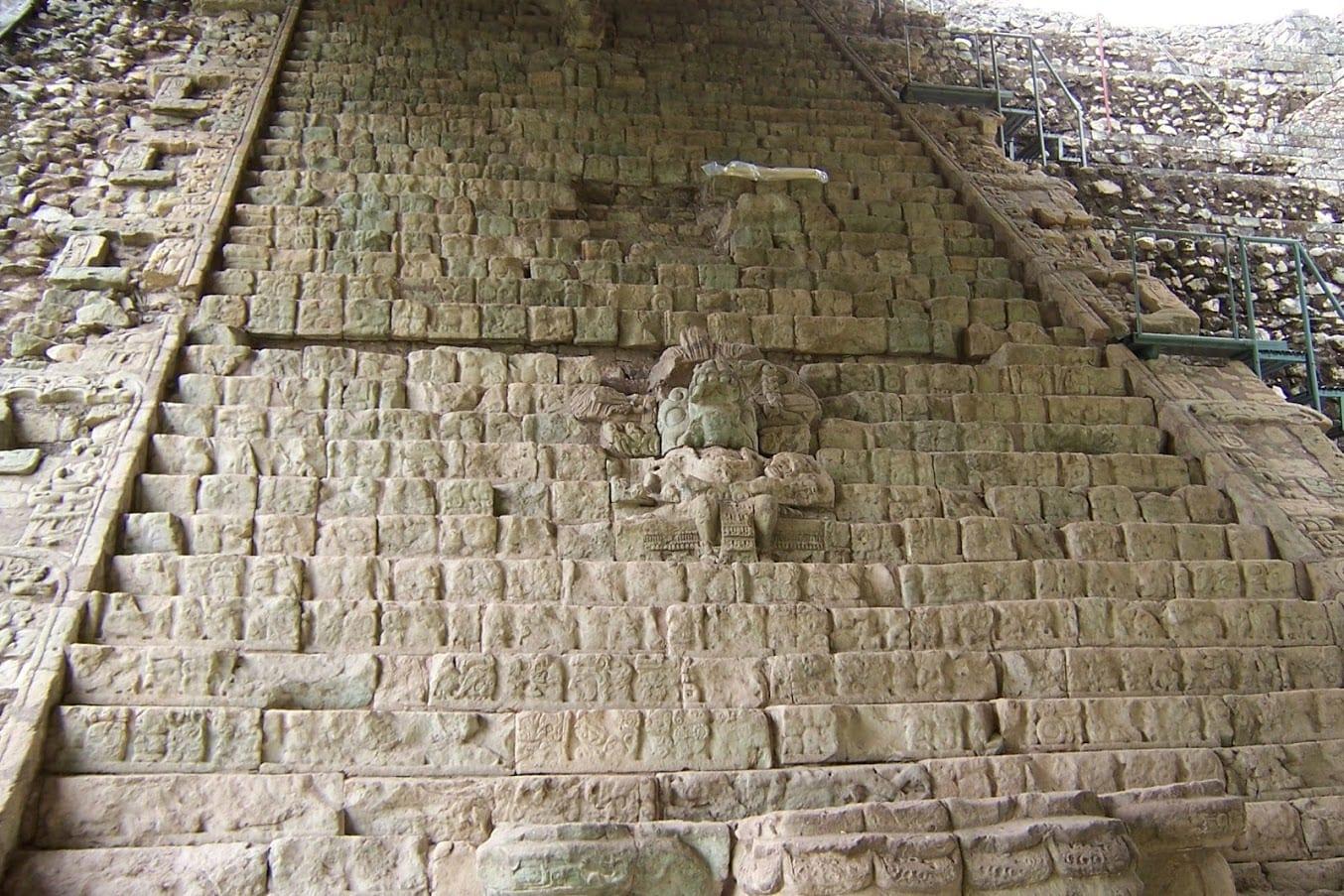 Visiting Copan Ruinas in Honduras