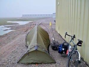 stealth camping in Alaska