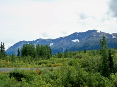 Cycling from Lions Camp to Iskut in Canada | Bicycle Tour Blog