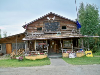 The settlement of Joy in Alaska