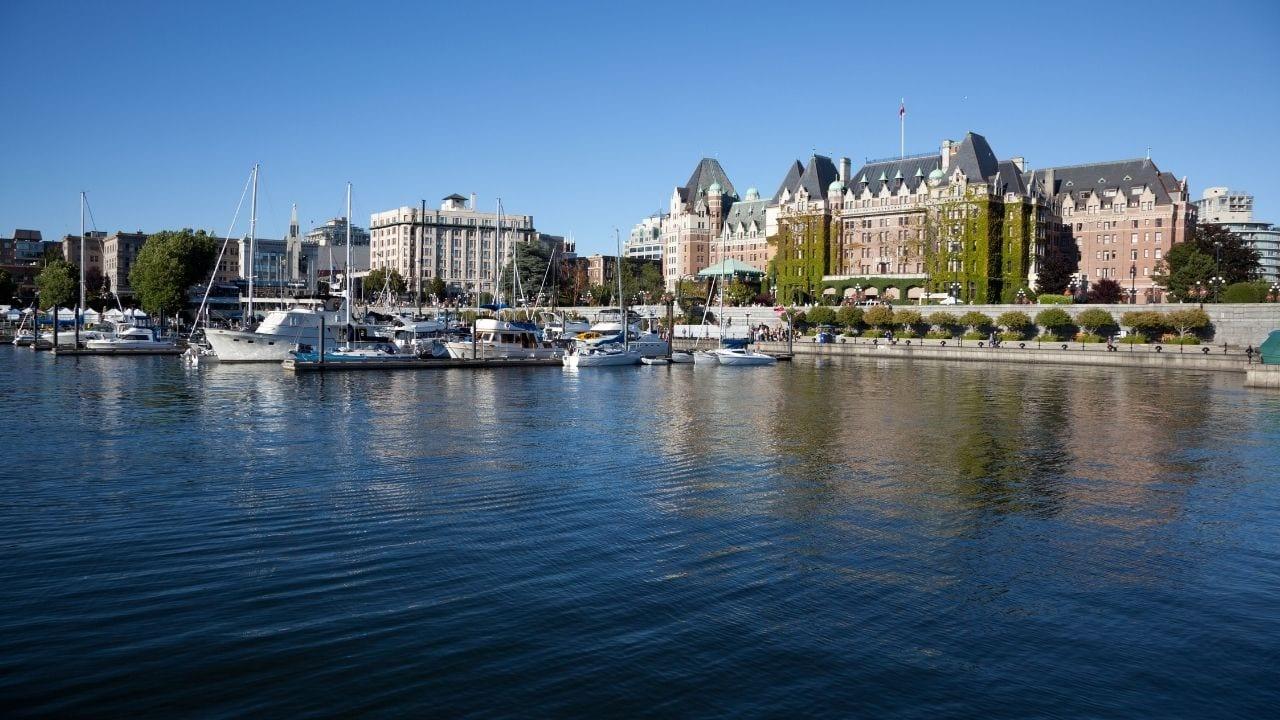Victoria in Canada