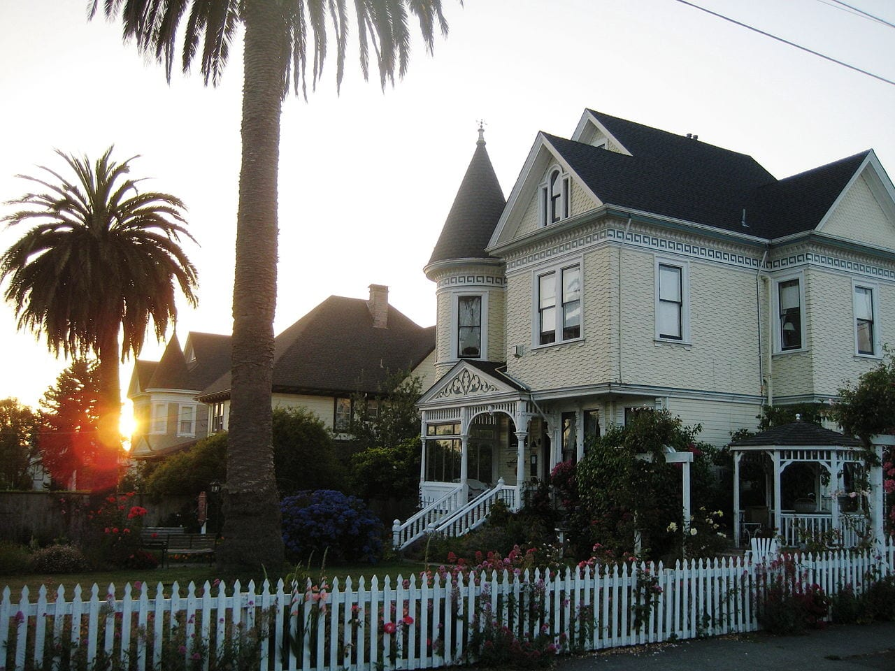 Victorian architecture in Arcata