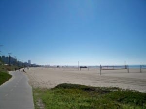 Cycling from Leo Carrillo to Torrance L.A. - Bike Touring USA