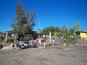 Cycling from El Rosario to San Agustin in Baja California - Bike Touring Mexico