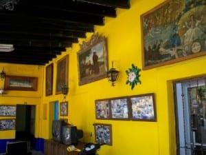 Cycling from El Cien to La Paz in Mexico