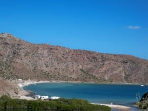 Cycling from Mulege to Buenaventura - Bike Touring Mexico