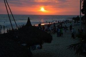 Sunset at Mazatlan