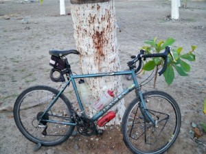 choosing an expedition bicycle