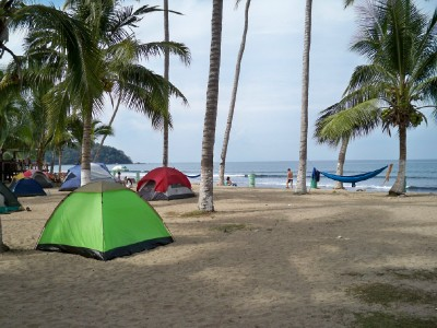 Cycling from Las Varas to Sayulita in Mexico - Bike Touring Travel Blog