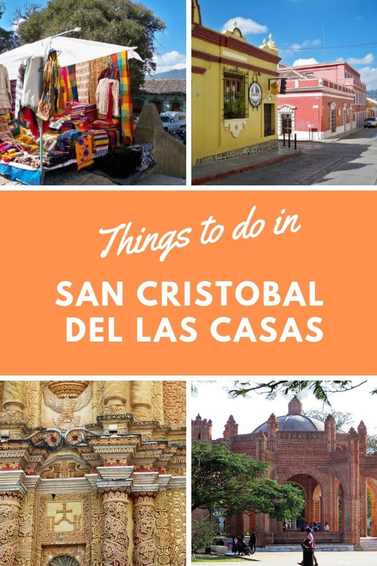 San Cristobal de las Casas Mexico: Best things to do.
