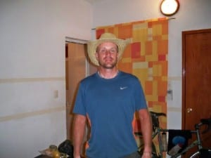 Dave Briggs Cycling from Santiago Istata to Tehuantepec in Mexico