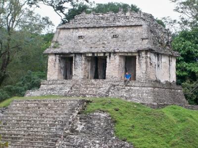 oliver-at-palenque