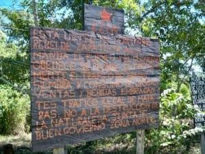 Palenque to Frontera Corozal