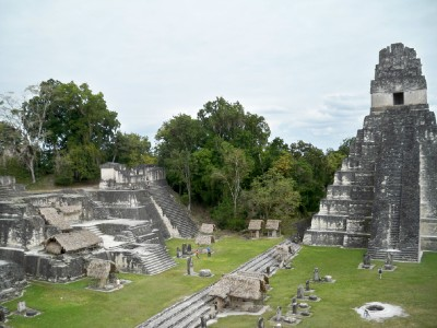Gran Plaza Tikal - 10 Ancient And Weirdly Mysterious Places I have Visited