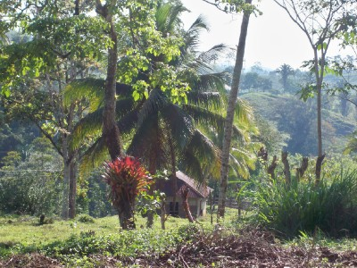 Cycling from Quirigua to Rio Hondo