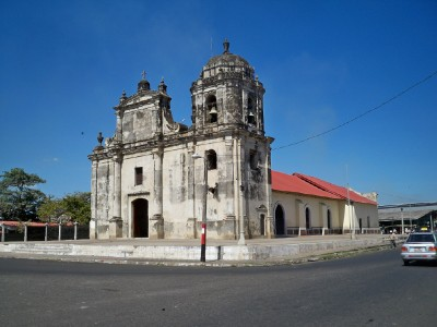 Another church in Leon