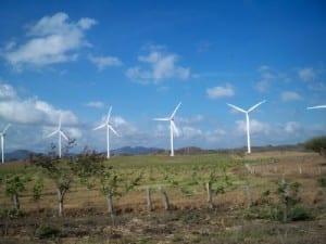 Wind Turbines in Nicaragua