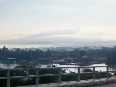 Rio Dulce in Guatemala