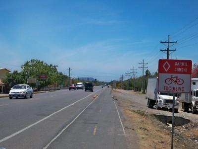 San Lorenzo Bike Path