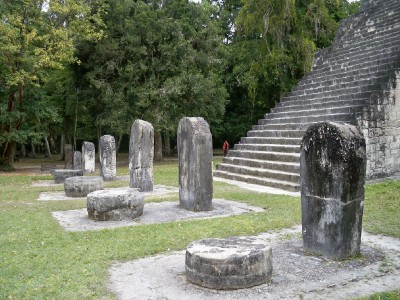 Picture of Tikal in Guatemala