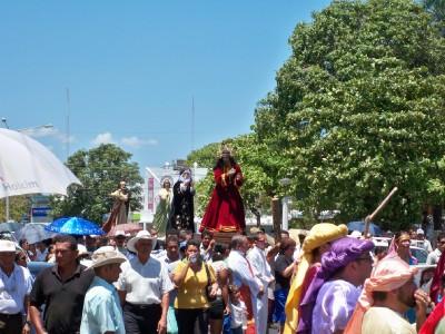 Semana Santa in Liberia