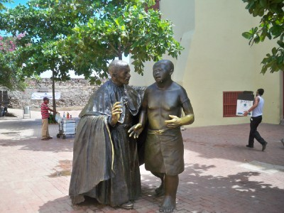 Statues and Artworks in Cartagena