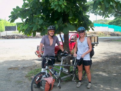 Dawes Tandem in Colombia