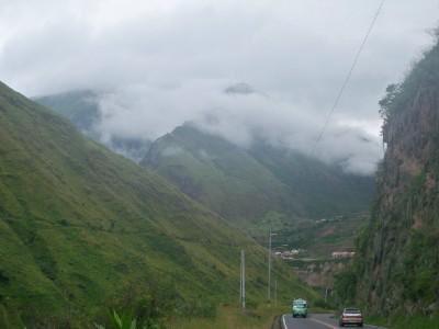 A view from El Pedregal