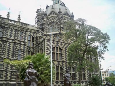 Palacio in Medellin