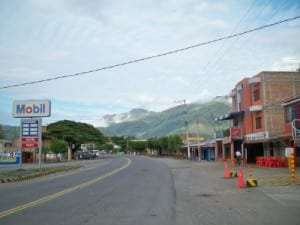 El Remolino to Esso Station