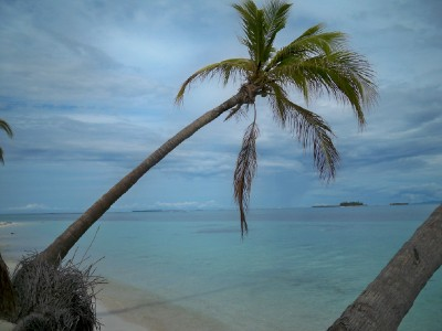 San Blas Islands - A perfect desert island setting!